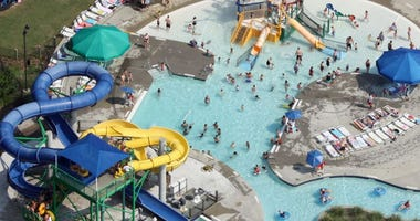 Discovery Island Water Park, Greenville County