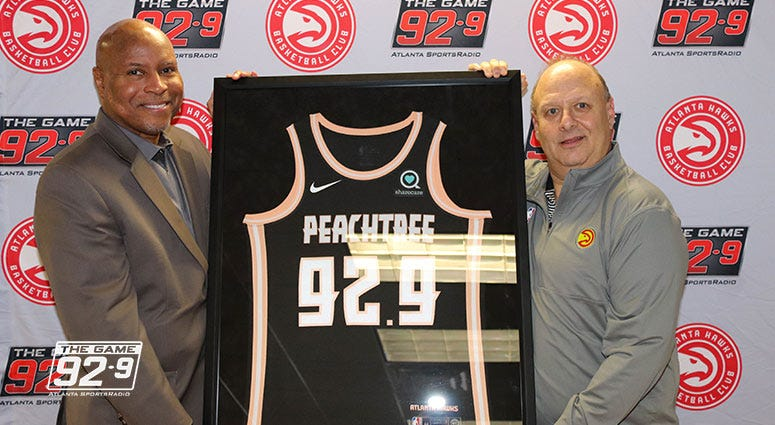Atlanta Hawks New Radio Deal with 92-9 The Game