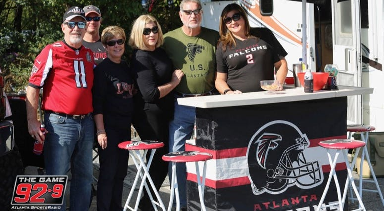 Wade Ford Tailgate
