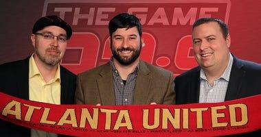 Atlanta United Stoppage Time Team