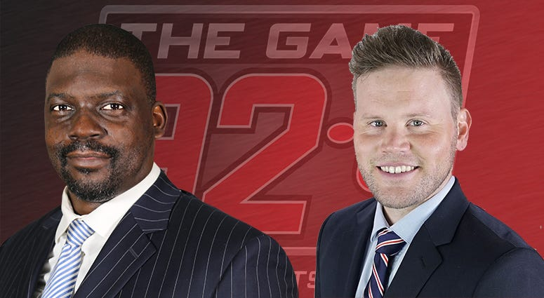 92-9 The Game Midday Show with Andy Bunker and Randy McMichael