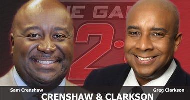 Sam Crenshaw & Greg Clarkson