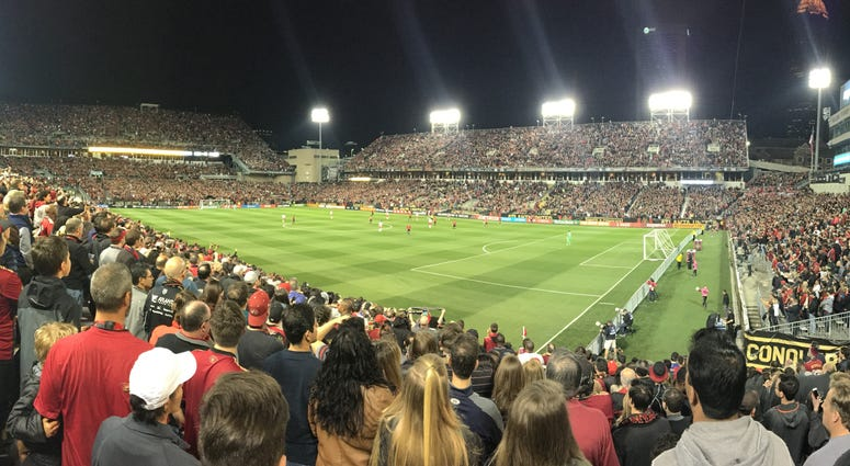 Atlanta United at Georgia Tech