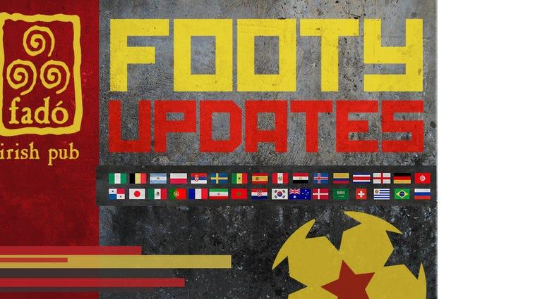 Fado Footy Updates