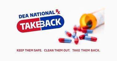 DEA - National Prescription Drug Take Back Day