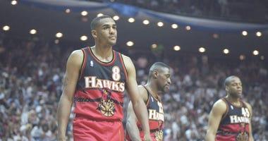 1996 Atlanta Hawks