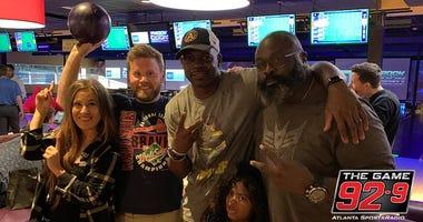 2019 92-9 The Game Rock N' Jock Bowling Tournament