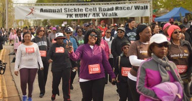 Sicke Cell Race