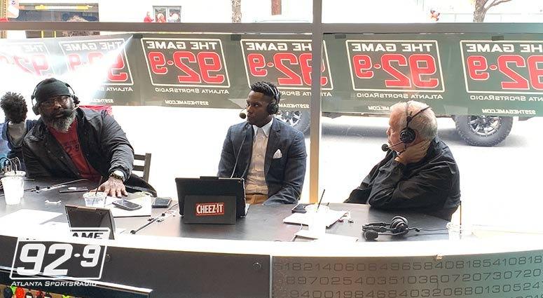 2019 SEC Championship Game Broadcast - STATS Brewpub