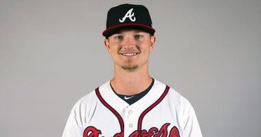 Atlanta Braves starting pitcher Mike Soroka