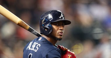 Braves Place Albies, Adams On 10-Day DL