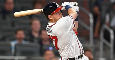 Who Would Be Braves Designated Hitter?