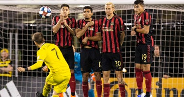 Atlanta United vs. Columbus Crew in the US Open Cup