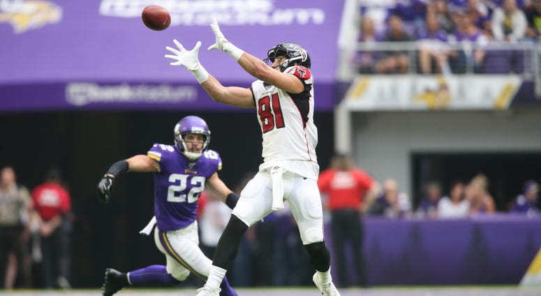 Atlanta Falcons TE Austin Hooper