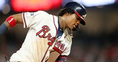 Atlanta Braves OF Ronald Acuna Jr.