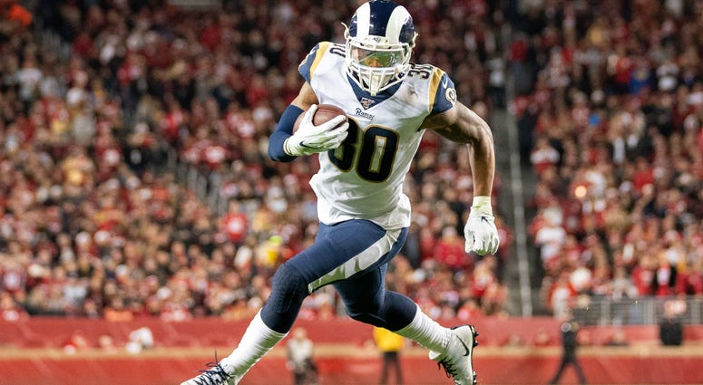RB Todd Gurley