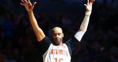 Atlanta Hawks Vince Carter