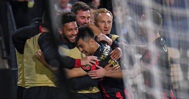 Atlanta United Attacker Pity Martinez