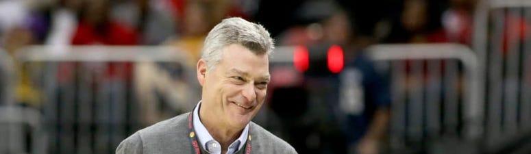 Tony Ressler - Hawks owner