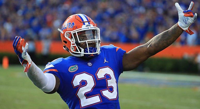 Chauncey Gardner-Johnson of the Florida Gators