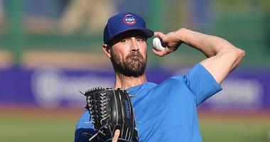pitcher Cole Hamels
