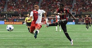 Atlanta United defender George Bello