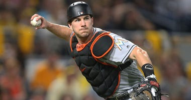 catcher J.T. Realmuto