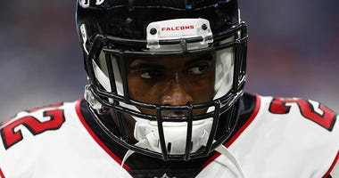 Atlanta Falcons strong safety Keanu Neal