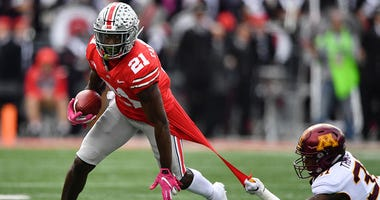 Ohio State Buckeyes receiver Parris Campbell