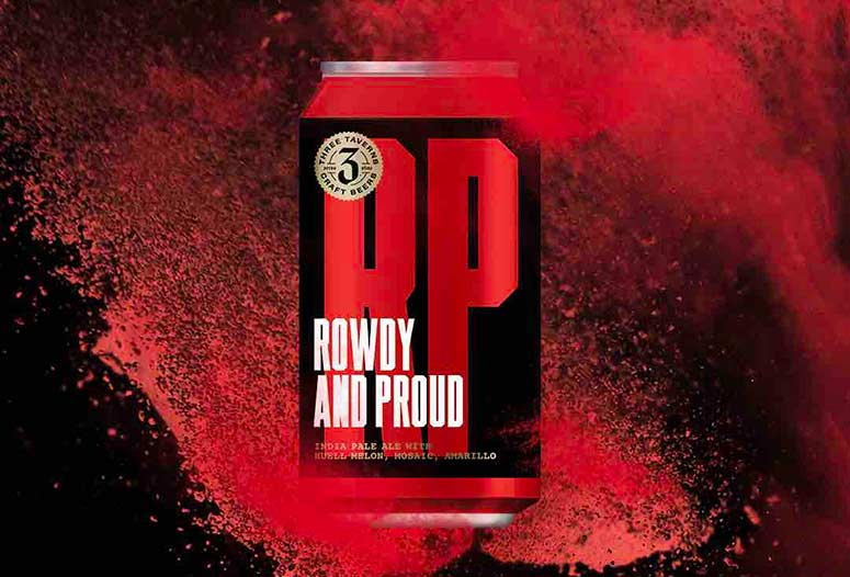 Rowdy and Proud IPA