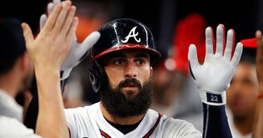 Braves' Outfielder Nick Markakis Opts Back Into 2020 Season