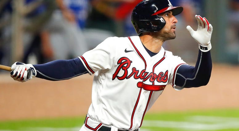 Recently Opted-In Nick Markakis Joins 500-Double Club
