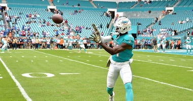 Dolphins should look to add veteran WR via free agency