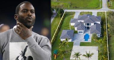 Look Inside Michael Vick's $2.4 Million Mansion For Sale