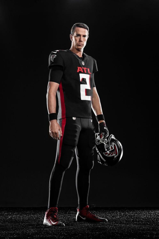 Week 1 Possible Atlanta Falcons Uniform Combo