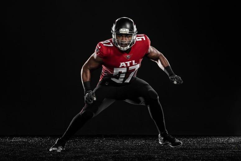 Week 12 Possible Atlanta Falcons Uniform Combo