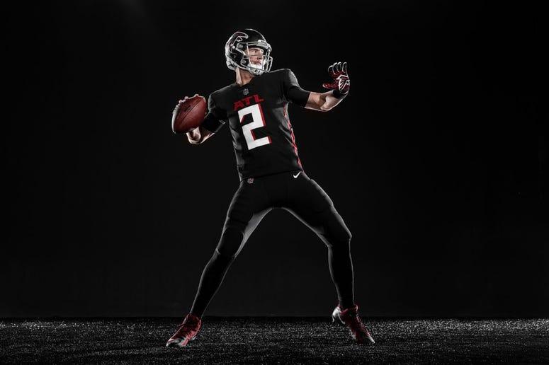 Week 15 Possible Atlanta Falcons Uniform Combo