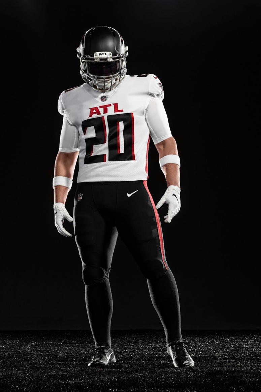 Week 17 Possible Atlanta Falcons Uniform Combo