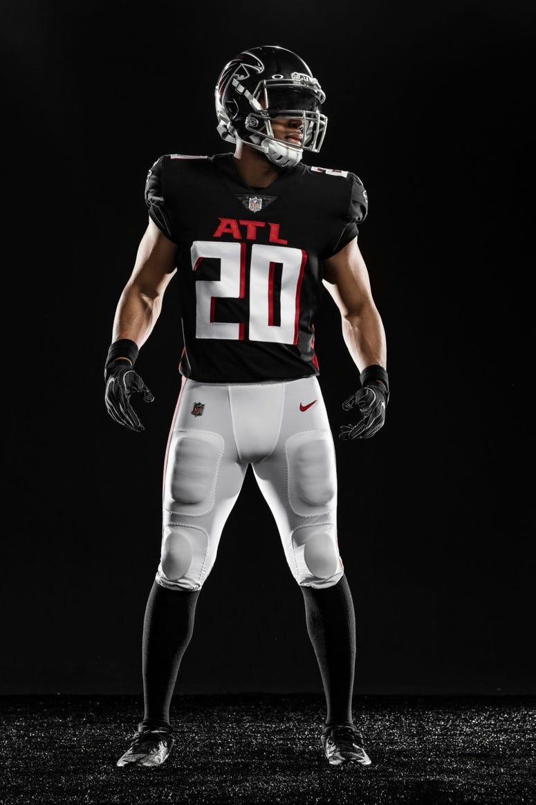 Week 3 Possible Atlanta Falcons Uniform Combo