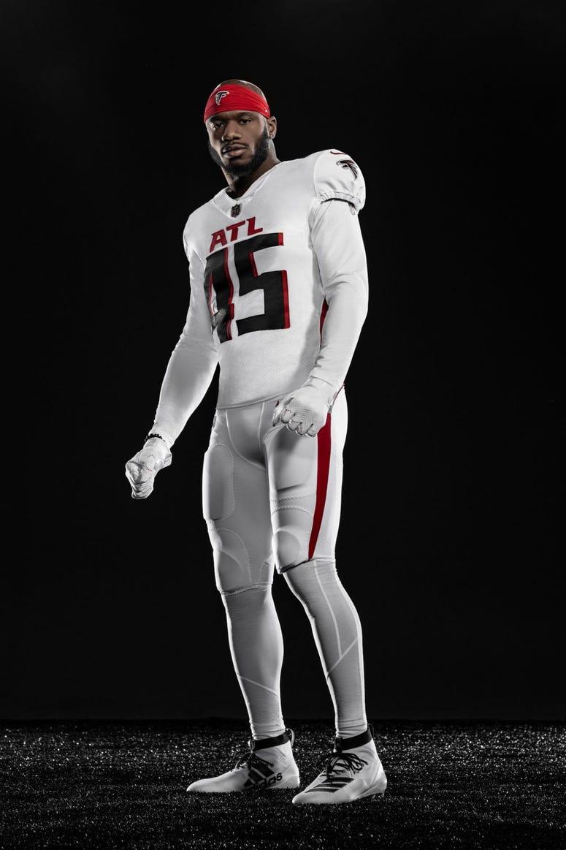 Week 4 Possible Atlanta Falcons Uniform Combo