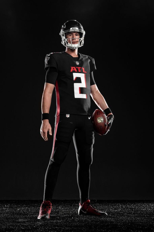 Week 5 Possible Atlanta Falcons Uniform Combo