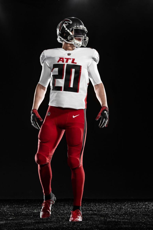 Week 6 Possible Atlanta Falcons Uniform Combo