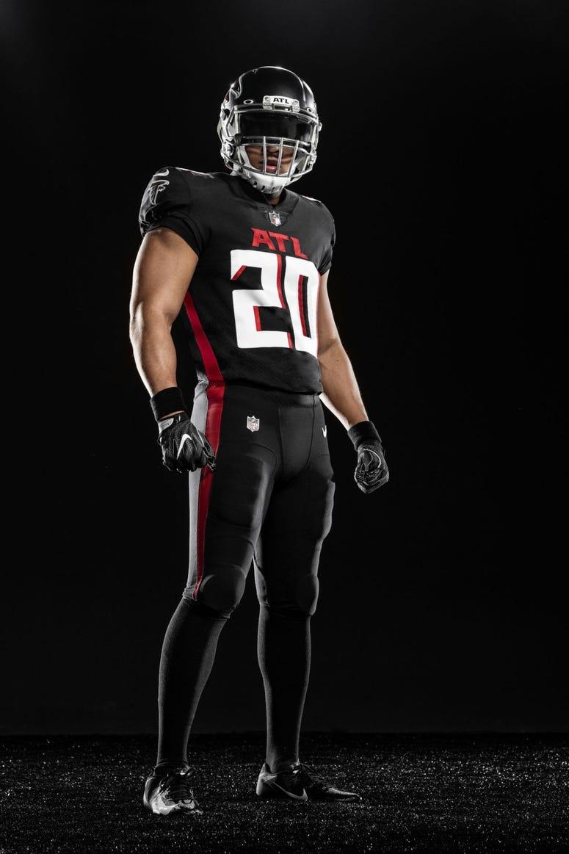 Week 7 Possible Atlanta Falcons Uniform Combo