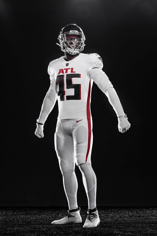 Week 8 Possible Atlanta Falcons Uniform Combo