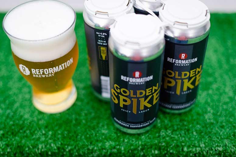 Golden Spike Reformation Brewery