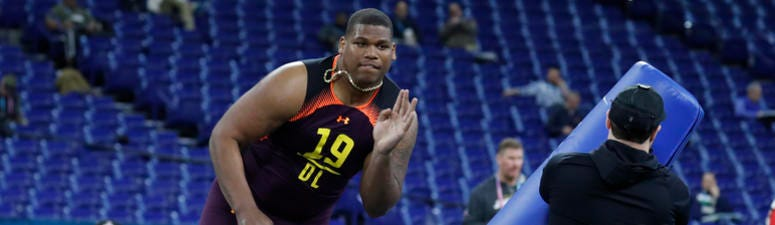 Should the Falcons trade up for Quinnen Williams?