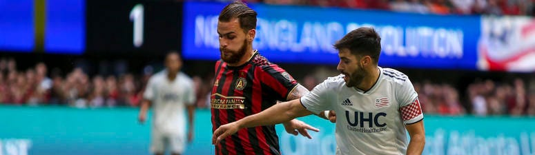 Is New England one of the more threatening MLS playoff teams?