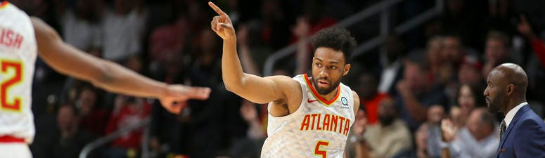Atlanta Hawks Forward Jabari Parker