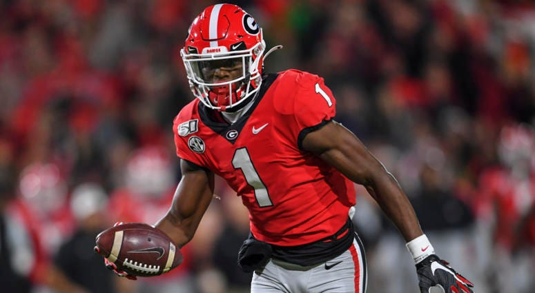 Could UGA's passing attack be key to victory on Saturday?