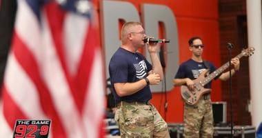 Atlanta Falcons Military Appreciation Day